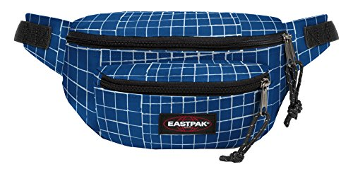 Eastpak Gürteltasche DOGGY BAG, 3 liter, Black Blue Dance