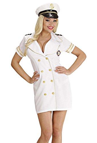 Costume Adulto Capitano donna Taglia XL