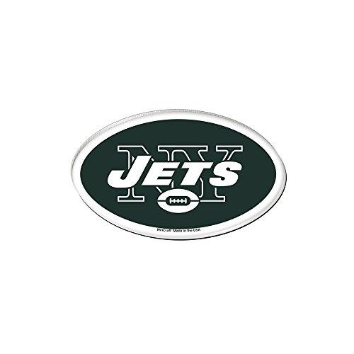 WinCraft NFL NEW YORK JETS Premium Magnet Nfl-magnet-jets
