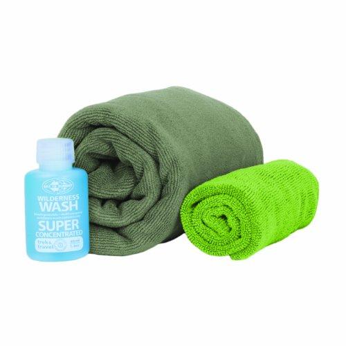 Tek Towel Wash Kit Eucalyptus