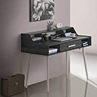 Maison Concept Urban Multi-Function Cabinet, Black - W600 x H916 x D1200 mm