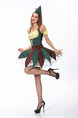 Zombie Indische Kostüm - LLY Halloween-Kostümkleid Uniformen Versuchung Europa Indischer Jäger Spieldienst