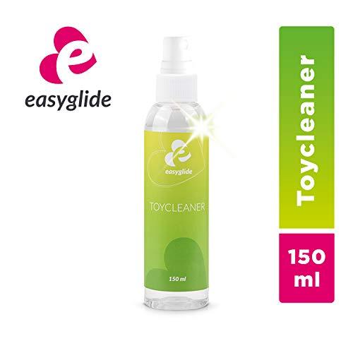 EasyGlide Reinigungsspray (150 ml) Sexspielzeug Reiniger & Reinigungsmittel, zur hygienischen Reinigung von Sex Toys, geruchsneutralisierend, Toy Cleaner ohne Alkohol & Biozide