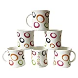 #5: Pearl Tea & Coffee Cups Set of 6 pcs.(180 ml)