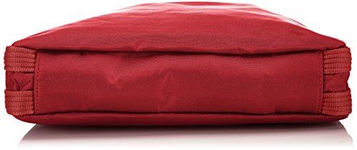 Bogner NALA 0043918 Damen Umhängetaschen 30x30x8 cm (B x H x T) Rot (cranberry 370)
