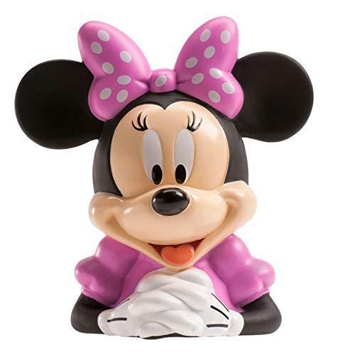 Dekora Hucha Infantil de Minnie Mouse con Billetes de Oblea Color rojo 204010