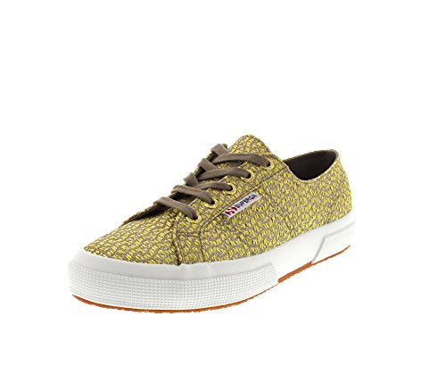 SUPERGA - Sneaker 2750 RAFIALAMEW - yellow mushroom Yellow Mushroom