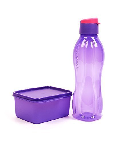 Tupperware Xtreme Set - Purple Color