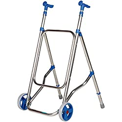 Andador caminador dos ruedas de colores- Forta azul