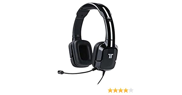 4ad3f242a24 Tritton Kunai 3.5 mm Binaural Head-band Black headset - headsets (PC/Gaming,  106 dB, Binaural, Head-band, Black, Wired): Amazon.co.uk: Computers & ...