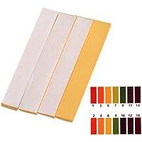 80pcs Bandelettes De Papier PH 1-14 Indicateur PH-Testeur Test Acidité Alcaline