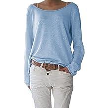 Suchergebnis auf für: Damenpullover hellblau