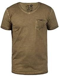 SOLID Tinny Herren T-Shirt Kurzarmshirt mit Brusttasche