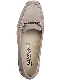 Padders cuero de las mujeres del zapato 'Ellen' | zapatos formales| Anchura extra grande EE | talón de 40mm| Cuerno de zapato libre