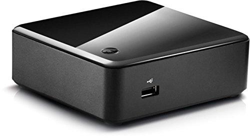 NUC Kit DC3217IYE Intel® Dual-Core Barebone  (Intel Core i3-3217U Prozessor (1,8 GHz), HD Graphics 4000 mit 2x HDMI, Intel® High Definition Audio über HDMI, Gigabit-LAN)