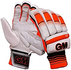 GM 202 Cricket Batting Gloves Youth Right (Color May Vary)