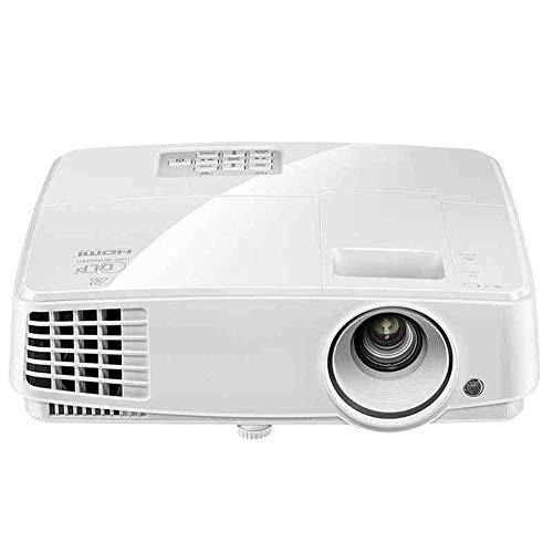 LUOJIE Tragbarer Projektor, Projektor Projektor, Consumer 3D-Projektor, geeignet für Home Entertainment, Partys und Spiele (120hz Tv-1080p 40-zoll-smart)