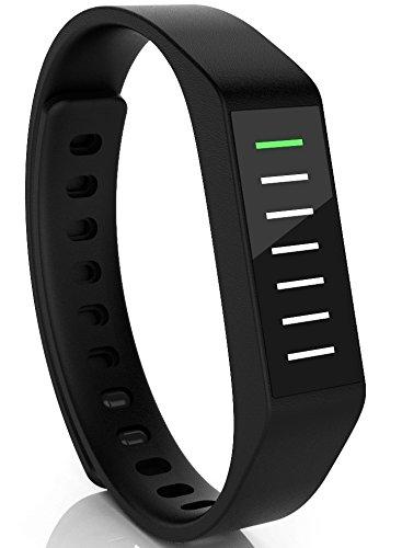 Striiv Aktivity Tracker und Smartwatch (Touchscreen, gehärtetes Ion-Glas, OLED-Display)