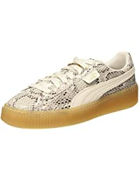 Puma Women's Platform Snake Lux WN's Leather Sneakers