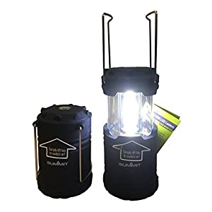 41dNics8daL. SS300  - PMS SUMMIT COLLAPSIBLE 9W 600LUMEN COB LANTERN W/BATTS 6PC D