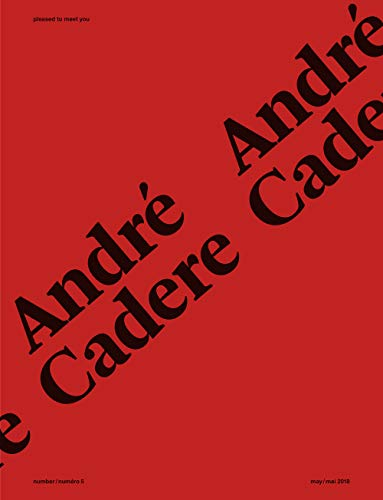 Pleased to meet you André Cadere