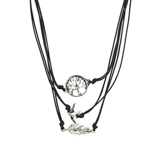 lux-accessories-collana-multifilo-con-piume-e-uccelli-e-albero-della-vita-charms