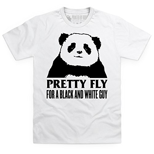 Pretty Fly T-Shirt, Herren Wei