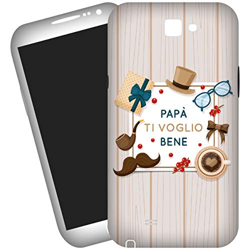My Custom Style Cover 3D #Festa del papà TVB2# per Apple iPhone X