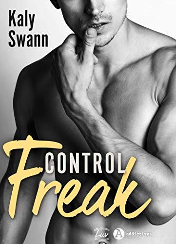 Couverture du livre Control Freak (teaser)