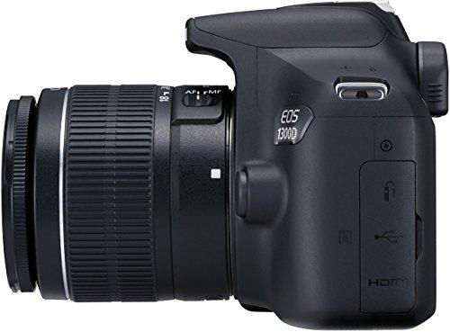 Canon EOS 1300D Digitale Spiegelreflexkamera (18 Megapixel - 4