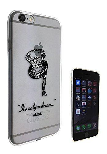 custodia iphone 6s silicone alice