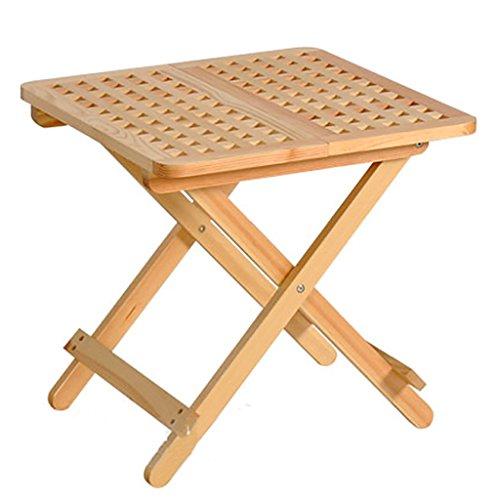 YUN-X Einfacher im Freien Kleiner quadratischer einfacher faltender beiläufiger Couchtisch der Tabelle -
