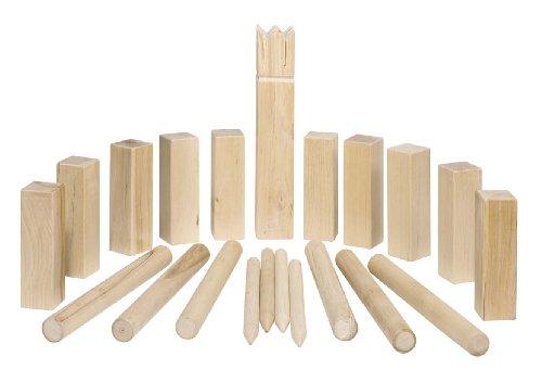 KUBB Spiel aus Holz