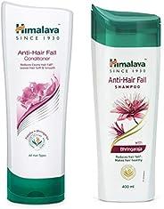 Himalaya Anti-Hair Fall Conditioner, 100ml and Himalaya Herbals Anti Hair Fall Shampoo, 400ml