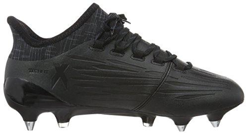 adidas Herren X 16.1 Sg Fußball-Trainingsschuhe Multicolore (Cblack/Cblack/Dkgrey)
