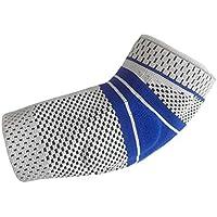Pads Largo de Nylon Profesional Cojines de Codo Codo Deporte Deporte del Protector del Ejercicio del Baloncesto Seguridad del Voleibol Codo Ayuda del Codo