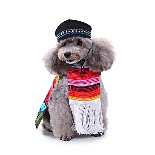 ung Katze Hund Cosplay Kostuuml;m Weihnachten Haustier Kleider Hunde Katzen Super Lustig Stil Haustier-Kostuuml;m ()