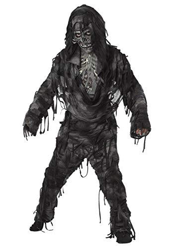 Big Boys' Living Dead Zombie Costume - S