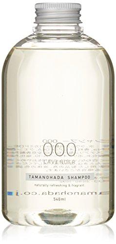 Tamanohada Soap   Shampoo   000 Lavender 540Ml, Non Silicon (Japan Import)