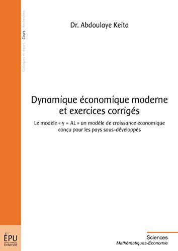 Dynamique économique moderne et exercic...
