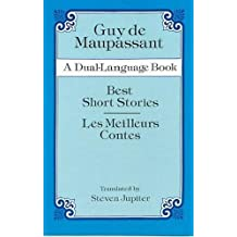 Best Short Stories: A Dual-Language Book (Dover Dual Language French) by Guy de Maupassant (2000-01-02)