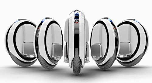 Ninebot One E+ - Monociclo eléctrico, color blanco