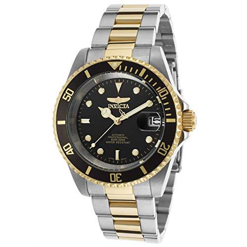 Invicta 8927ob pro diver orologio da unisex acciaio inossidabile automatico quadrante nero