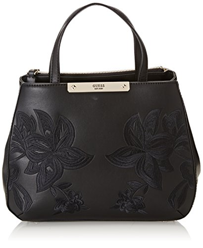 Guess Damen Hwve6693050 Shopper, 12x22.5x28.5 cm Schwarz (Nero)