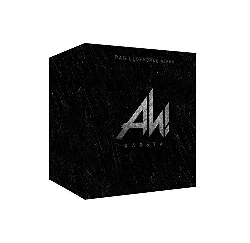 Ah! (Premium Edition Box inkl. Rapsta- Snapback Cap, Bonus CD, Rapsta's Handy Nummer, Poster, Sticker und Autogrammkarte)