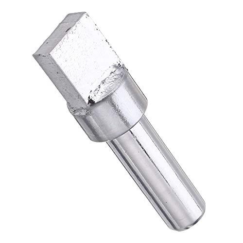 ExcLent Effetool Schleifen Diamant Dresser Pen Quadrat Schleifkopf Für Schleifen Scheibe Rad Stein Dressing (Diamant-dresser)