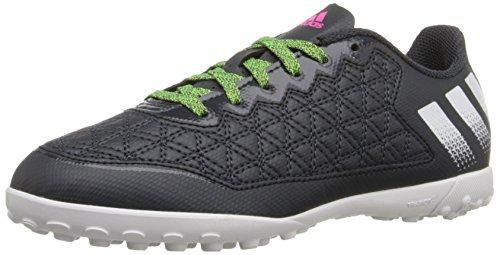 Adidas Kids Ace 16.3CG J Turf Fußball Schuh Dark Grey/Grey/Green