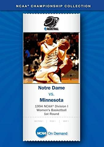 1994 NCAA(r) Division I Women's Basketball 1st Round - Notre