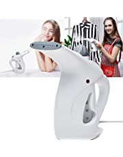 ALWAFLI Handheld Fast Heat-up Portable Facial and Garment Steamer Iron (Color May Vary)