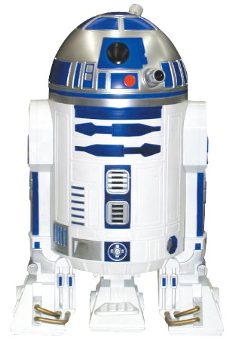 Star Wars R2 D2 Wastebasket / Trash Can (2011 Model 60 Cm Tall) [JAPAN]  (japan Import) (Spielzeug)